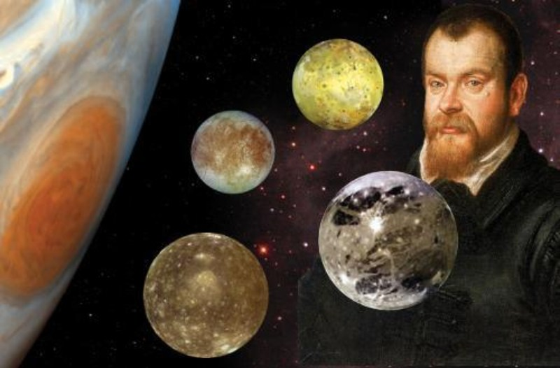 Galileo Comes for Spiritual Direction