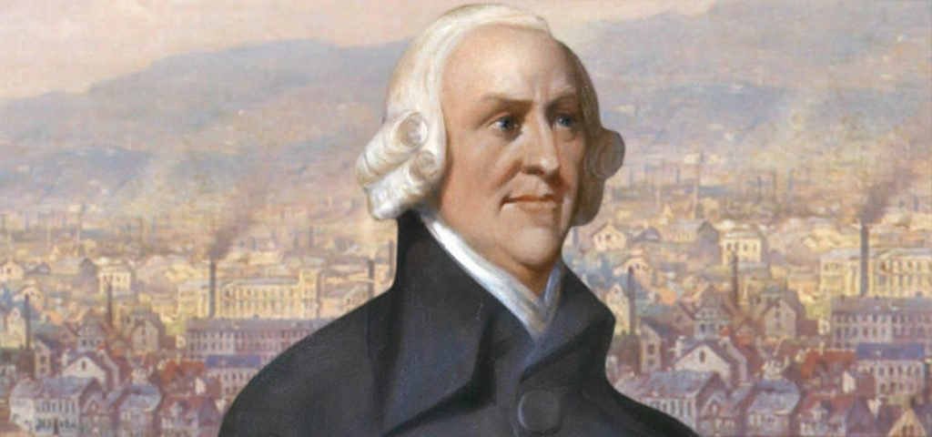 Adam Smith Comes for Spiritual Direction