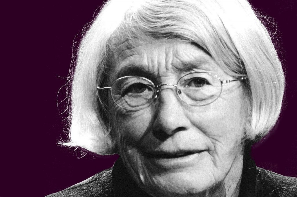 Coming to Mary Oliver for Spiritual Direction